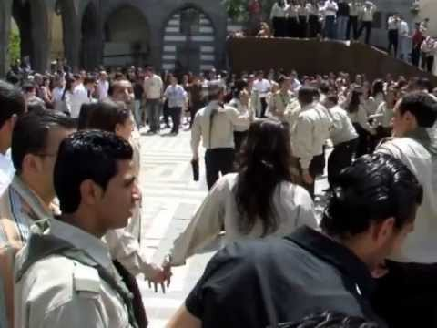 Easter in Damascus, Syria