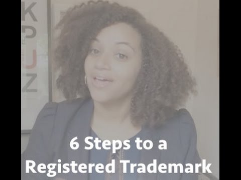 6 Steps to a Registered Trademark