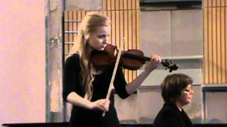 Ernest Bloch: Nigun (Improvisation) No. 2 from