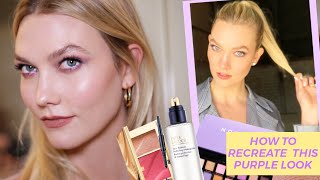 Recreating My Favorite Eyeshadow Look | Karlie Kloss