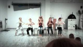 Open Kids   Stop People!   Original dance routine by Andrey Sidorko & Nixone   Open Art Studio