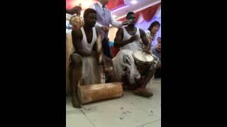 Негры на свадьбе