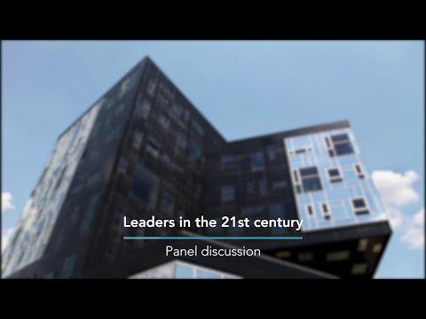 Leaders of the 21st Century   Rasmus Hougaard - YouTube