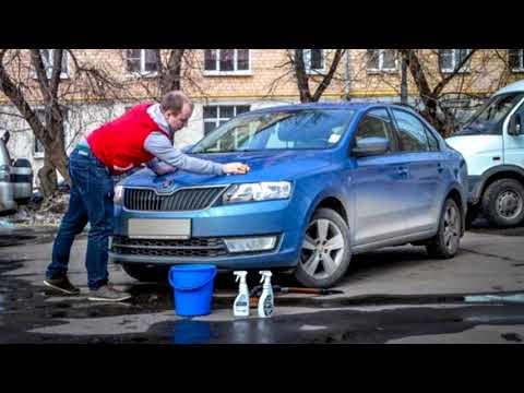 Штраф за ремонт авто во дворе