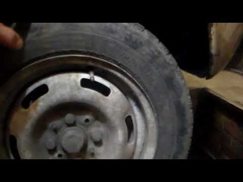 Как определить износ подшипника передней ступицы ваз  2101-2107.