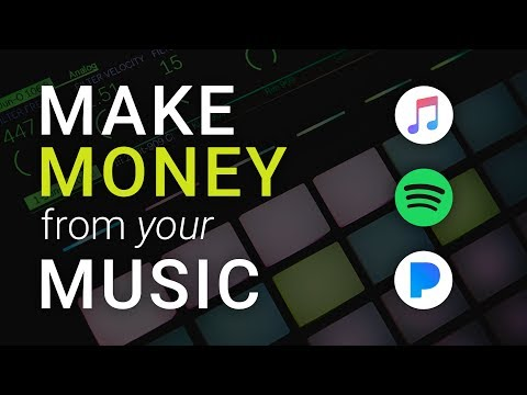How To Make Money From Your Music in 2019 Mp3