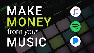 The best way to make money from your music in 2020 is get it onto as many streaming sites and stores possible sure you keep 100% of royal...
