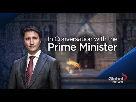 In Conversation with Prime Minister Justin Trudeau