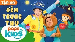 [New] Mầm Chồi Lá Tập 69 - Đêm Trung Thu | Nhạc Thiếu Nhi Cho Bé | Vietnamese Songs For Kids