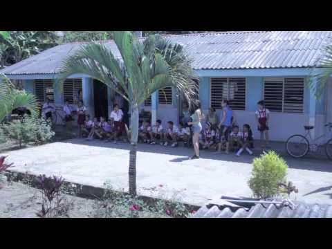 La Cruzada Teatral Guantánamo-Baracoa 2015 (Documentary)