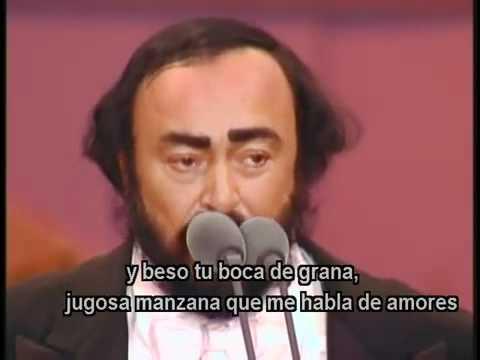 Luciano Pavarotti   Granada