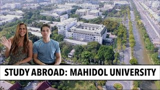 Study Abroad at MUIC in Bangkok, Thailand (CIS Abroad)