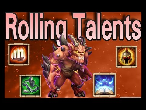 Rolling Talents For My Destroyer