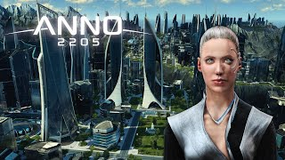 Início do Gameplay ANNO 2205 | LUVIE JOGA
