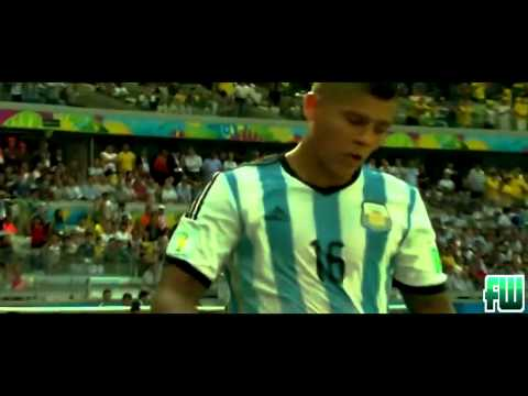 Marcos Rojo - Argentina - Skills and Tackles Welcome to Manchester United