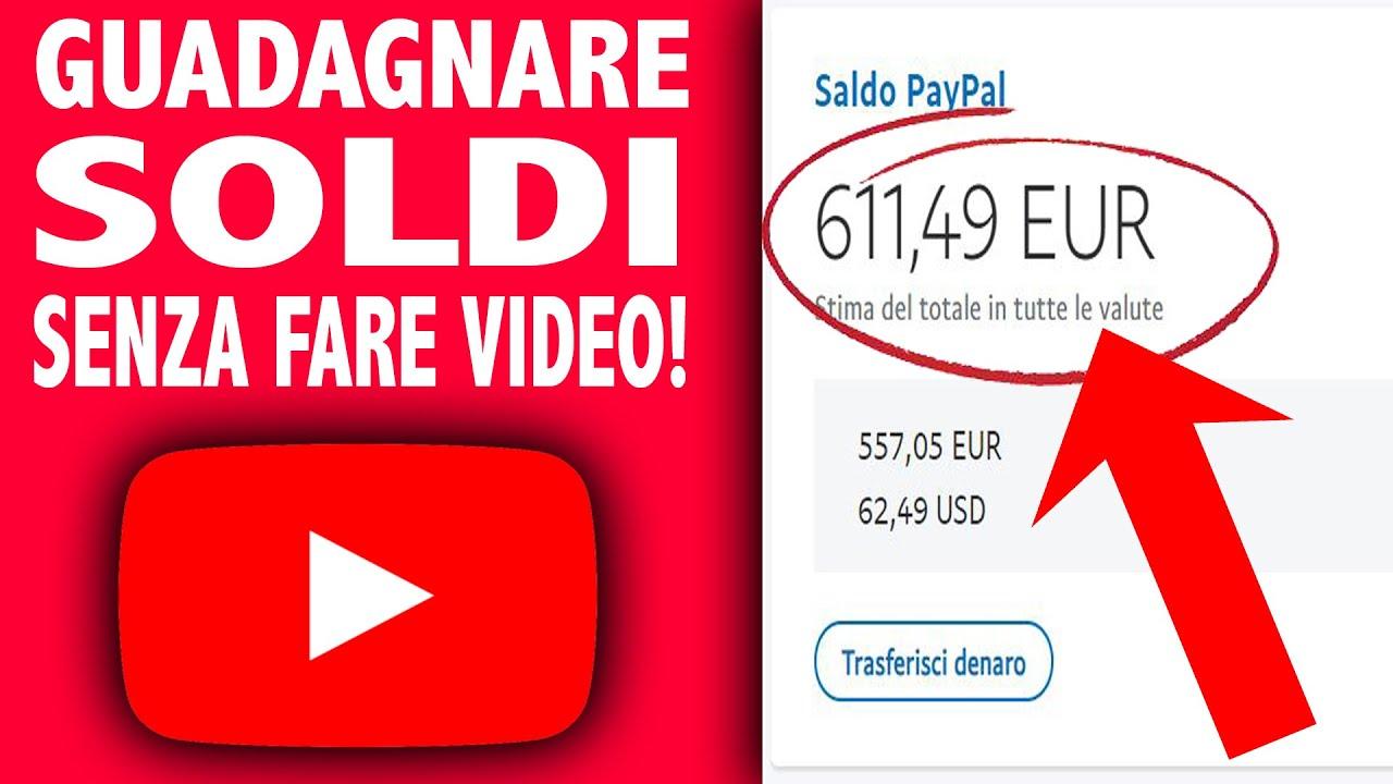 accesso al trading mb come guadagnare soldi su youtube senza fare video