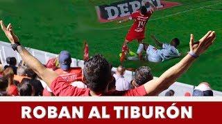 Veracruz vs Toluca Roban al Tiburón
