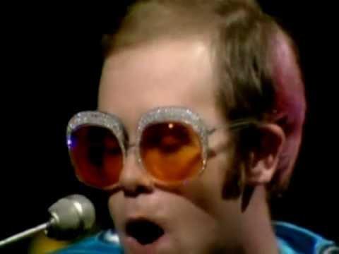 Elton John - Goodbye Yellow Brick Road- Video Clip.avi