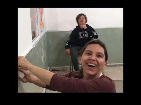 Pintamos nuestras aulas