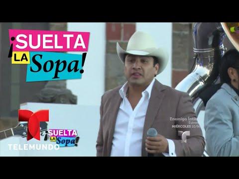 Julión Alvarez nos da dos noticias, buena y mala    Suelta La Sopa   Entretenimiento