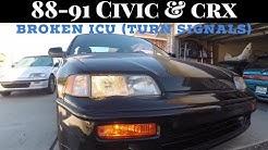 Honda Crx 3 Blinker Links