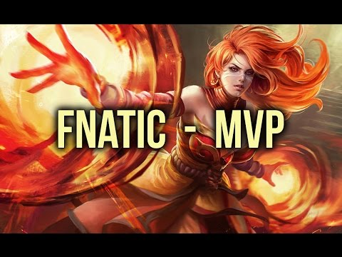 Fnatic vs MVP Phoenix The Summit 5 SEA Finals All Game  Dota 2