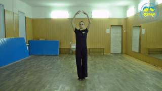 видео испанского танца