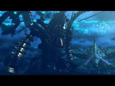 Xenoblade Chronicles 2 - The Clash of the Titans