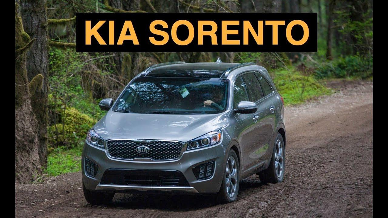 2016 Kia Sorento  Off Road And Track Review  YouTube