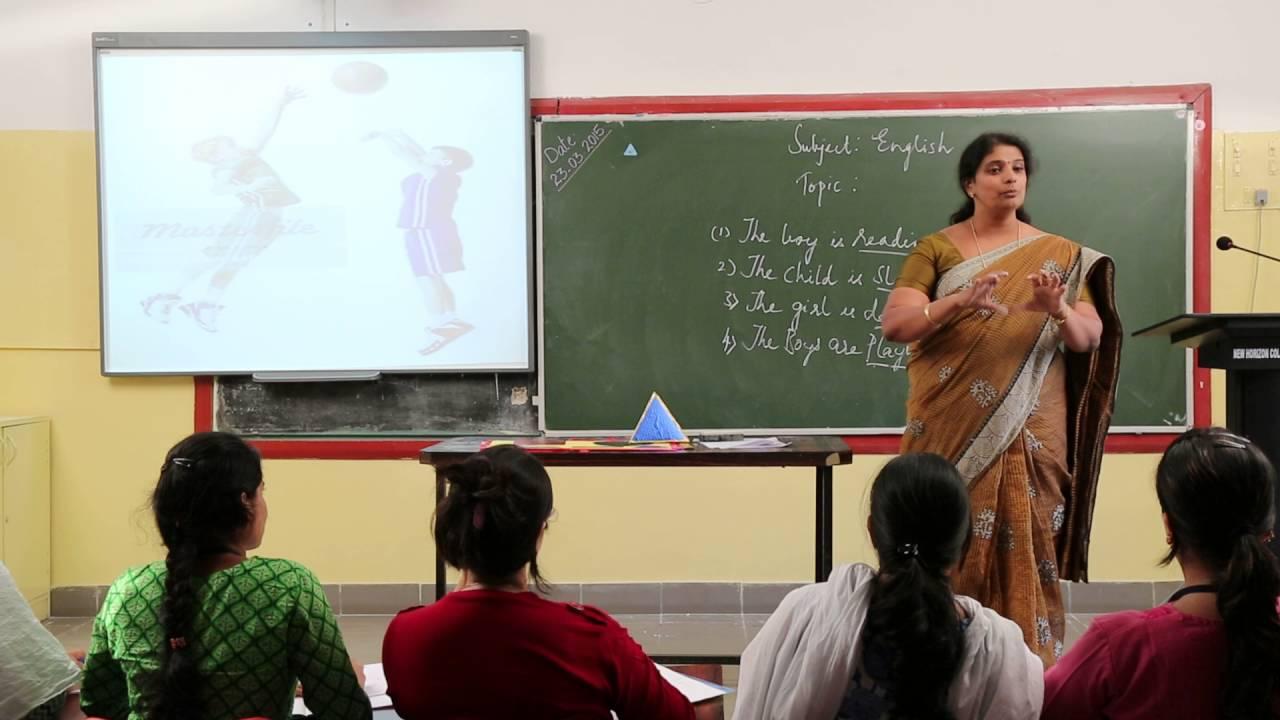 micro teaching skill in english youtube