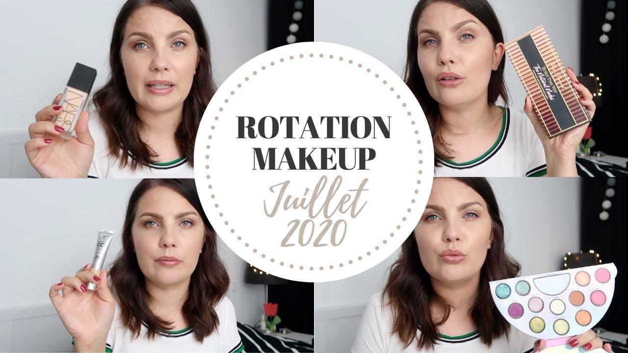 ROTATION MAKEUP - JUILLET 2020