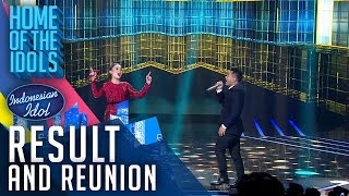 Download lagu JUDIKA X NELLA KHARISMA - RESULT & REUNION - Indonesian Idol 2020