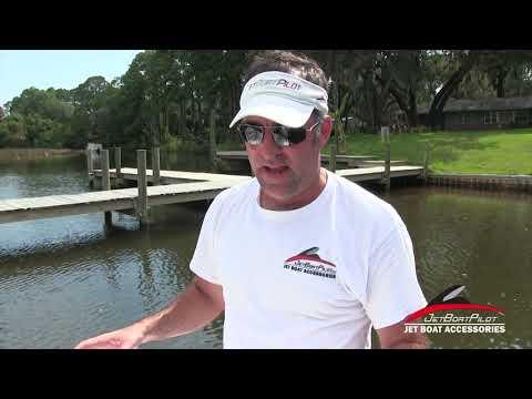 JetBoatPilot 2018 Yamaha 210 FSH Swim Platform Features