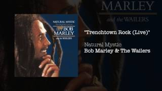 trenchtown rock live bob marley the wailers natural mystic 1995