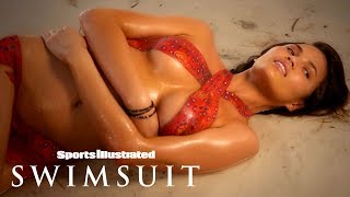 Chrissy Teigen Goes Completely Bare, Wears Nothing But Body Paint | Sports Illustrated Swimsuit