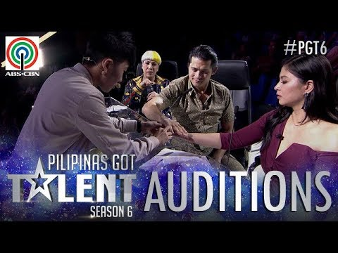 Pilipinas Got Talent 2018 Auditions: Jiwan Kim - Magic Trick