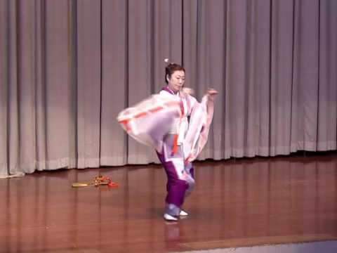 Japanese Classical Dance (Michikiya, 2008-05-04)