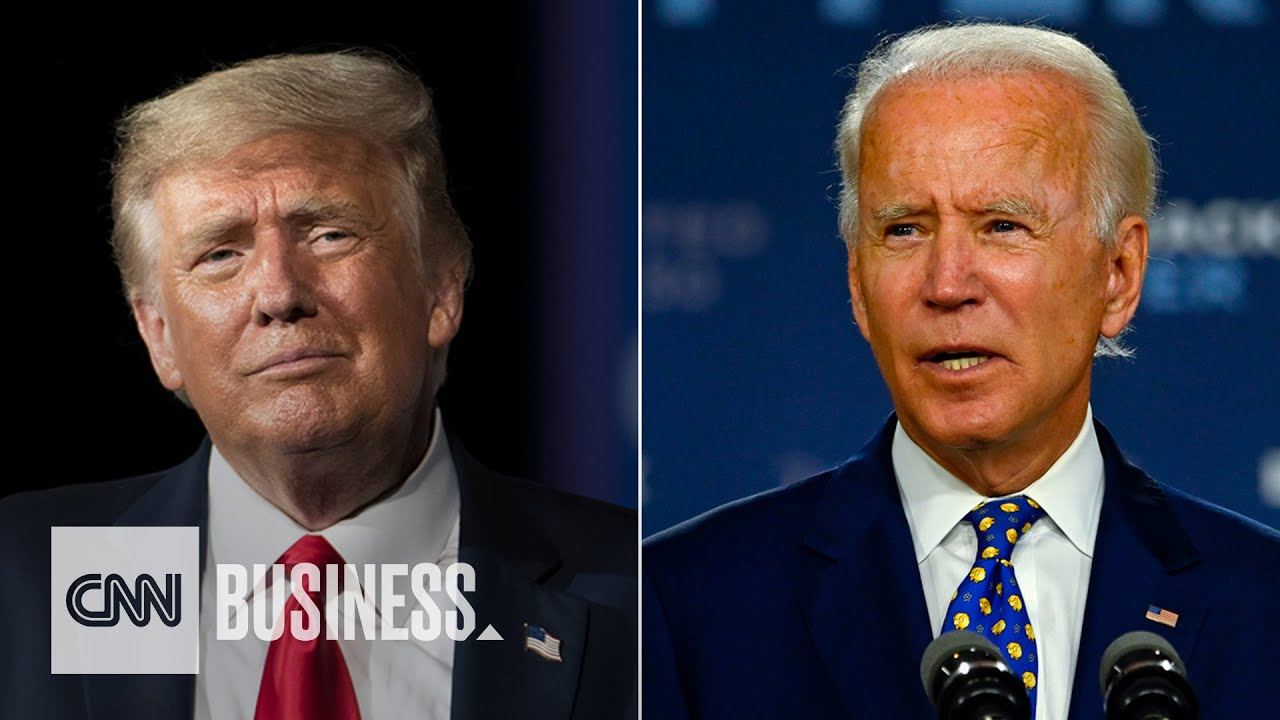 Here's one thing Joe Biden and President Trump actually agree on
