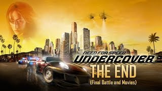 NFS Undercover - THE END (Final Battle and Movies)
