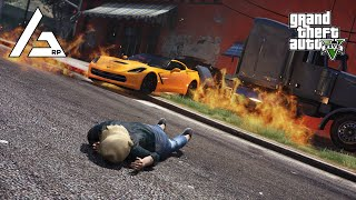 GTA 5 Roleplay - ARP - When Roleplay Scenes Go Wrong...