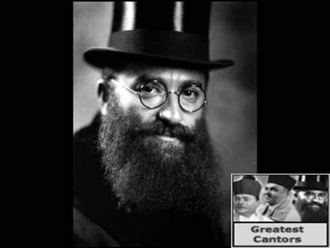 Cantor Yossele Rosenblatt - Es Tzemach Duvid