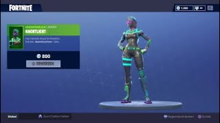 Fortnite night light skin bought | MrGamerzockt_MC