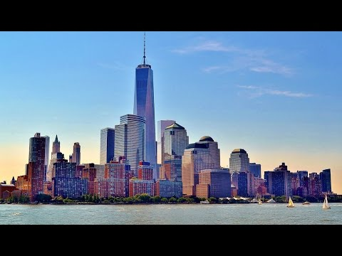New York Skyline Time Lapse Collection: Amazing Manhattan video for a 3 MINUTES DREAM