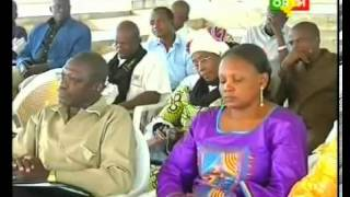ORTM Journal TV: Humanity First USA West Africa Tour, 1/8/2013