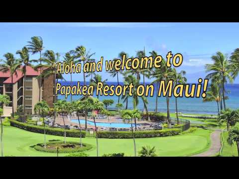 Stunning Direct Oceanfront Vacation Rental at the Papakea Resort on Maui