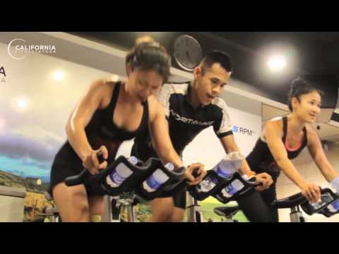 California Fitness & Yoga Centers - RPM + CALI RIDE = FIT + FUN at D.1 Club