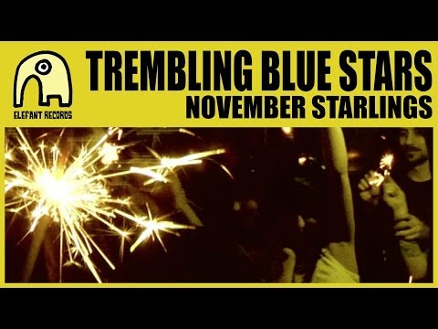 TREMBLING BLUE STARS - November Starlings [Official]