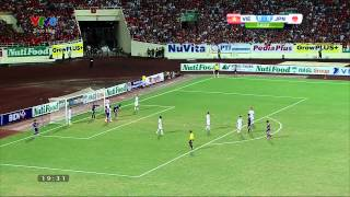 Download Video U19 Đông Nam Á: U19 Việt Nam - U19 Nhật Bản 13/9/2014 MP3 3GP MP4