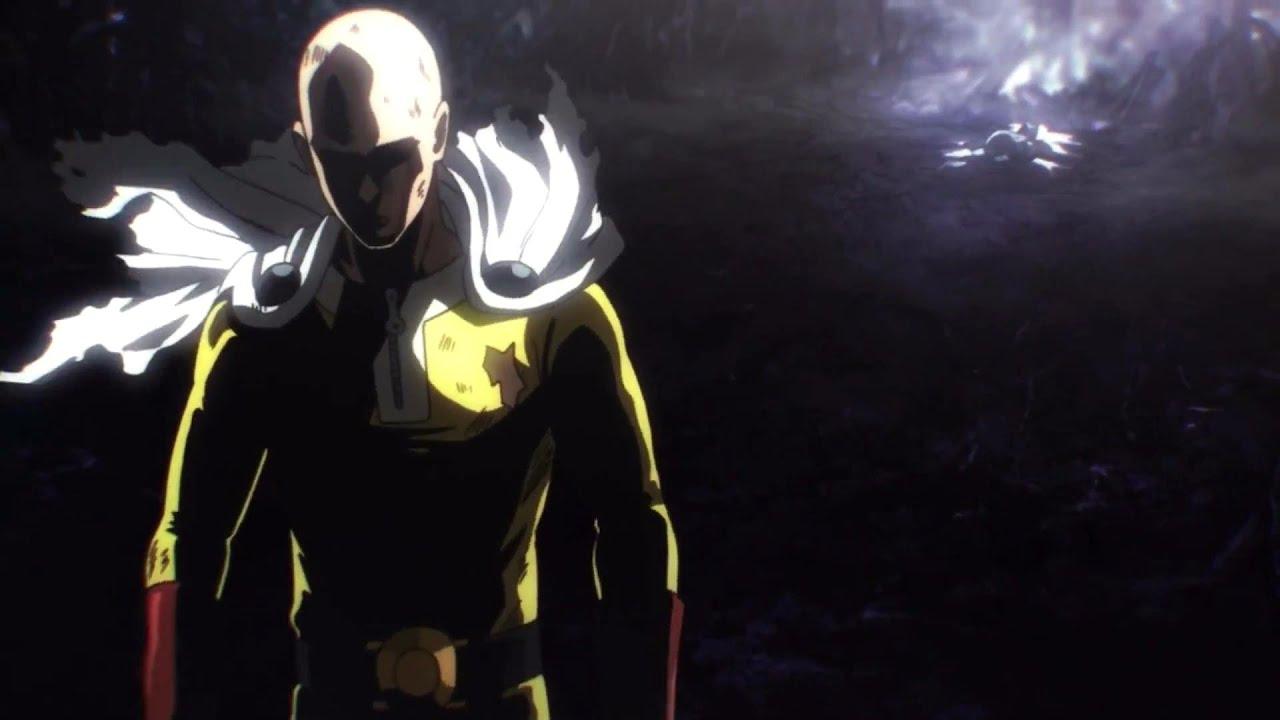 One Punch Man Episode 12 Reaction Saitama vs Boros Finale ...