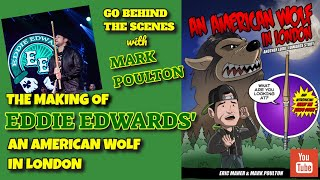 Eddie Edwards - The Making Of An American Wolf In London Episode 2